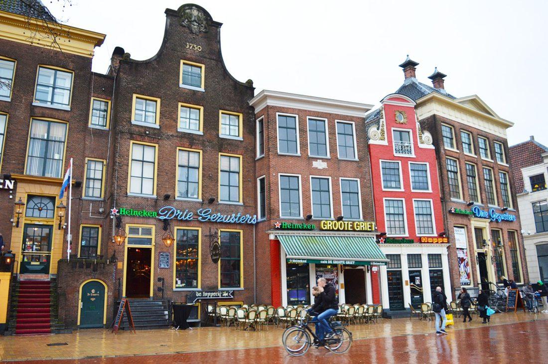 Gay Couple City Weekend Groningen