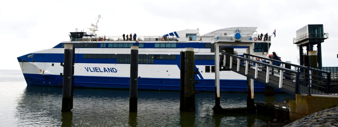 Ferry | Dutch Island Vlieland Autumn Weekend © Coupleofmen.com