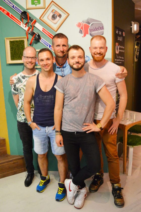 Insideout Escape Games | Gay Couple City Weekend Helsinki Finland © Coupleofmen.com
