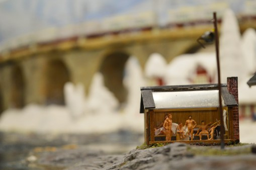 Miniature Wunderland at Warehouse District | Gay Couple City Weekend Hamburg Germany © CoupleofMen.com