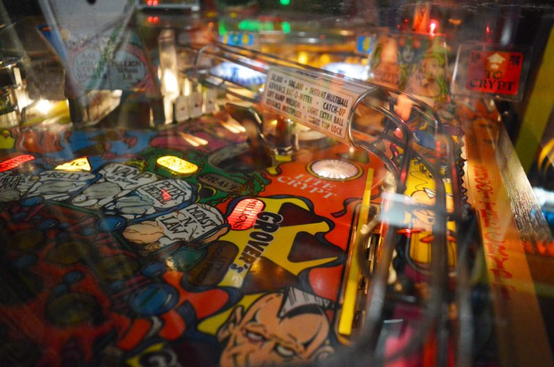Dutch Pinball Museum | Gay Couple City Weekend Rotterdam © CoupleofMen.com