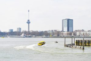 Water Taxi Rotterdam | Gay Couple City Weekend Rotterdam © CoupleofMen.com
