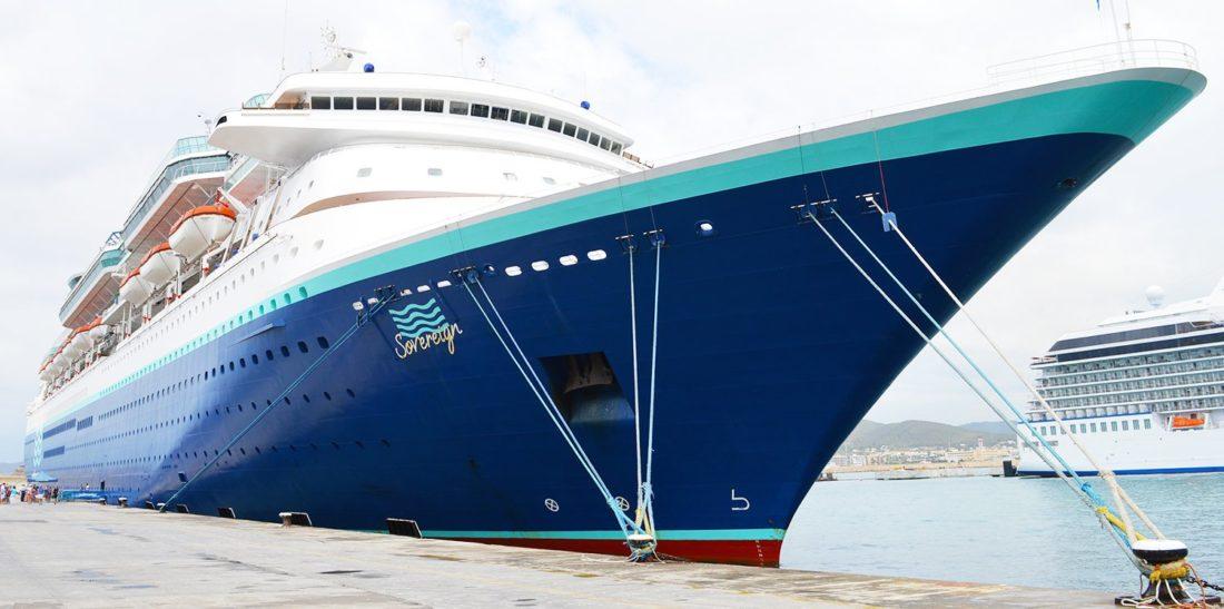 Tips European Gay Cruise Pullman Cruise Ship SOVEREIGN | Gay Men Tips La Demence The Cruise © CoupleofMen.com