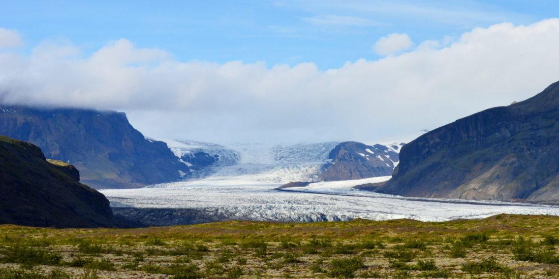 No-Man's-Land Skaftafell Glacier Iceland © CoupleofMen.com
