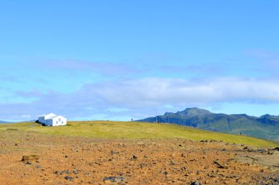 Half Island Dyrhólaey | Gay Couple exploring South Iceland Vík © CoupleofMen.com