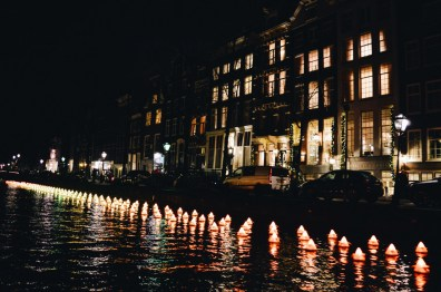 Gay Couple Travel Guide Amsterdam Light Festival Highlights 2016/2017 © Coupleofmen.com