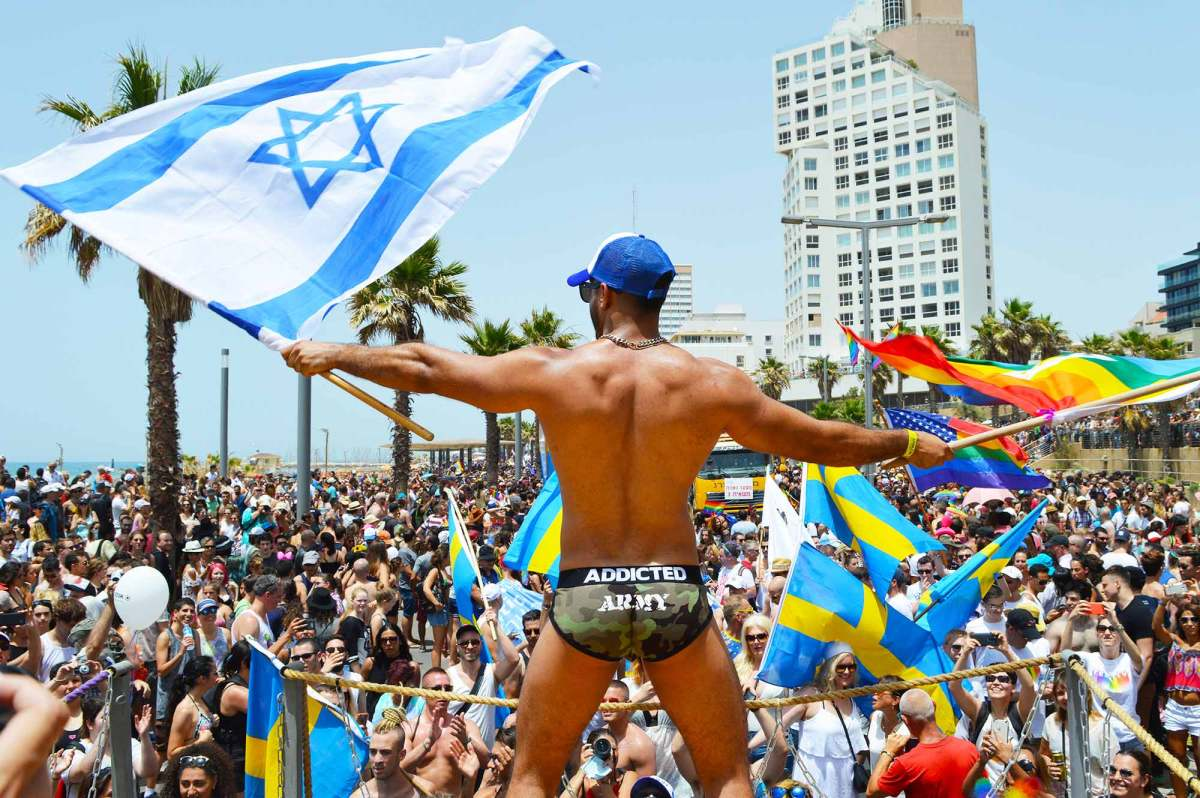 Our best Photos of the Gay Pride Parade in Tel Aviv | Israel