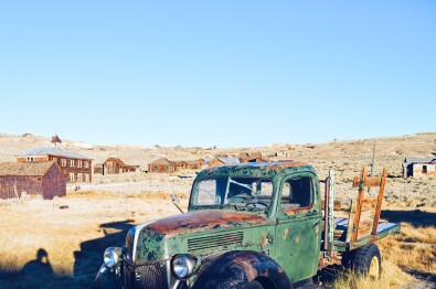 Ghost Town Bodie | Road Trip USA Highlights American South West © CoupleofMen.com