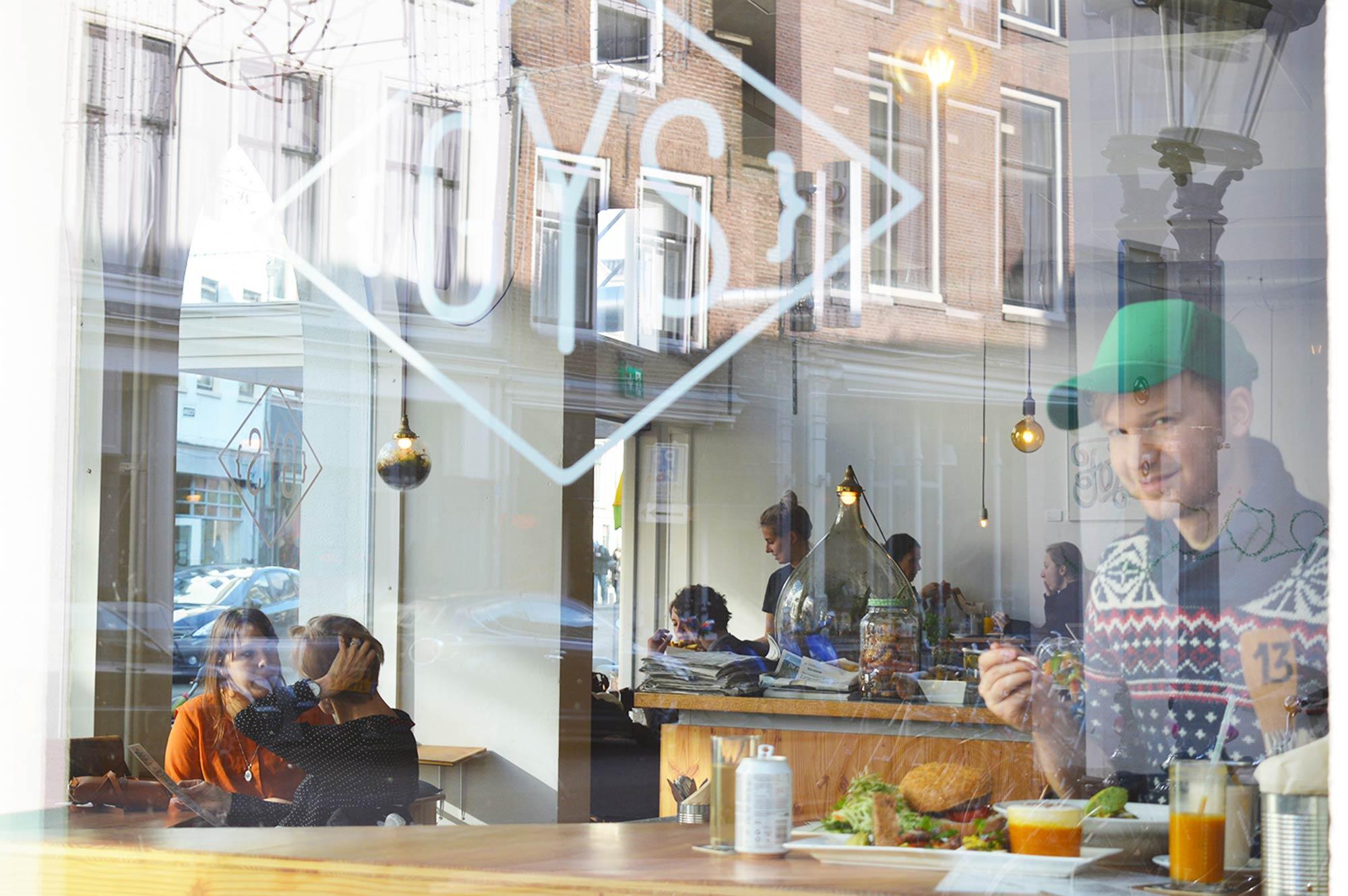 Restaurant GYS Voorstraat Utrecht © CoupleofMen.com