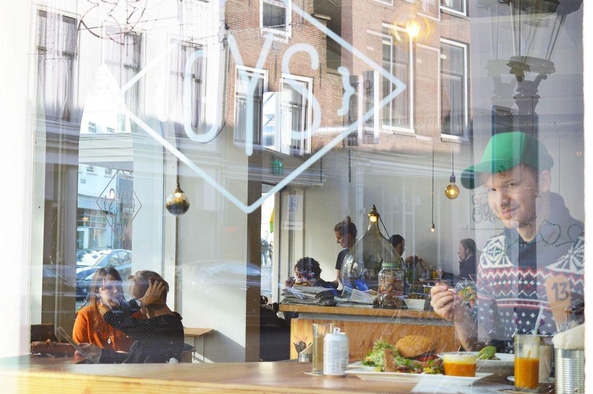 Restaurant GYS Voorstraat in Utrecht