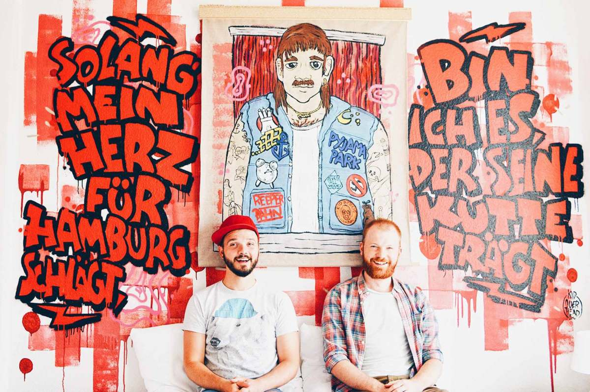 Pyjama Park Hotel Hamburg: Our gay-friendly Stay on the Reeperbahn