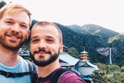Gay Travel Guides Japan Couple of Men Gay Travel Blog coupleofmen.com