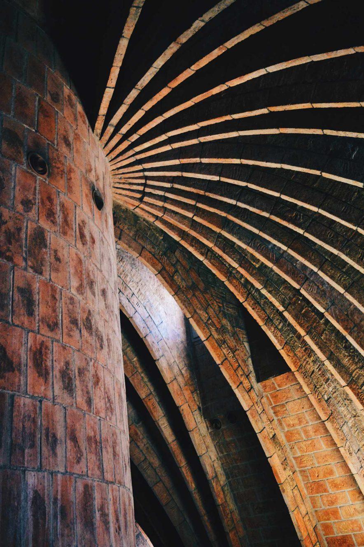 Roof constructions   Gay Travel Guide Gaudi Architecture Casa Mila La Pedrera © Coupleofmen.com