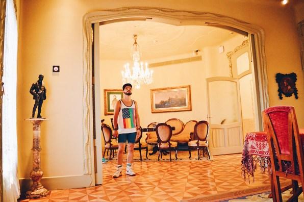 Inside the apartments | Gay Travel Guide Gaudi Architecture Casa Mila La Pedrera © Coupleofmen.com.com