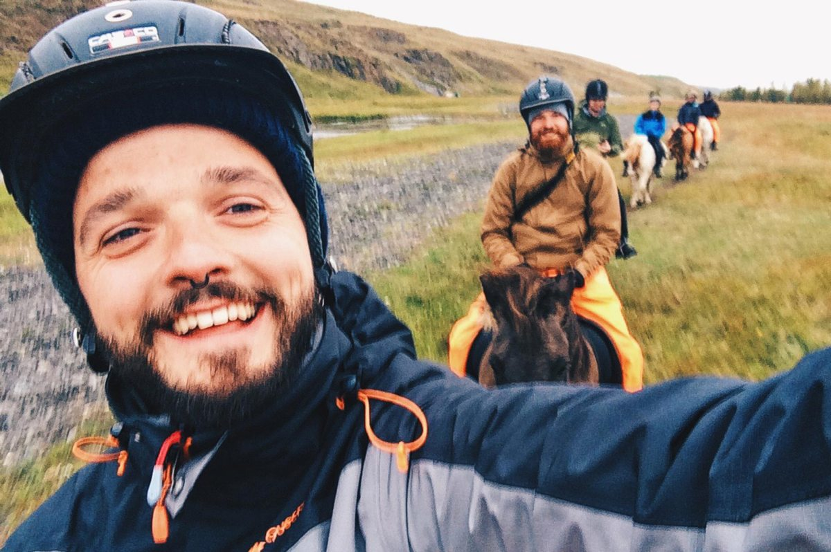 Hestasport Icelandic Horseback Riding in North Iceland
