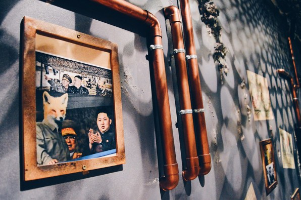 Escape Room Nice France Fox in a Box | © CoupleofMen.com