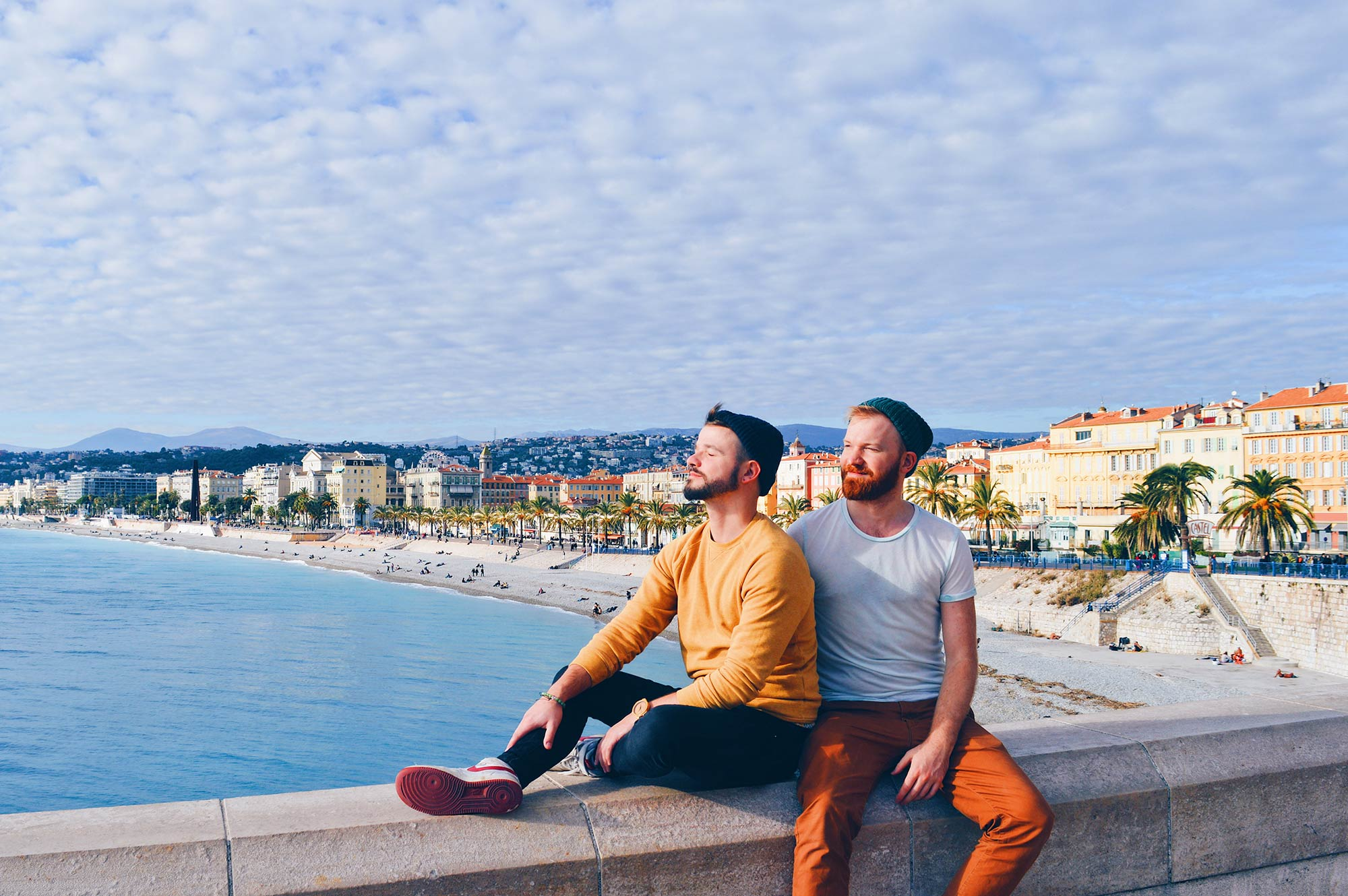 nice france gay travel guide by a gay couple. Black Bedroom Furniture Sets. Home Design Ideas