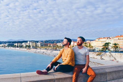 Nice France Gay Travel Guide by a Gay Couple © CoupleofMen.com