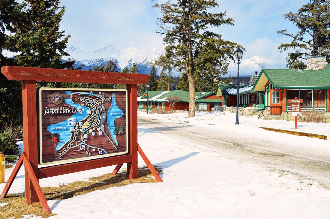 Overview Fairmont Jasper Park Lodge Alberta Canada © CoupleofMen.com
