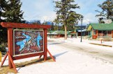 Overview of the Fairmont Lodge Alberta Canada Gay-friendly Hotel © CoupleofMen.com