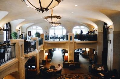 Restaurants and Bar | Fairmont Banff Springs Castle Hotel Gay-Friendly © CoupleofMen.com