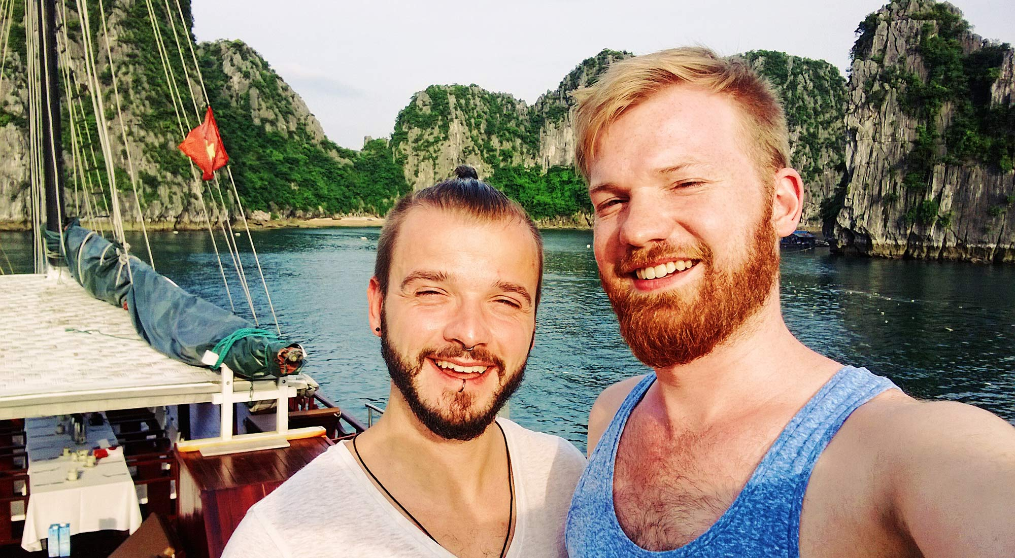 Blog gay travel