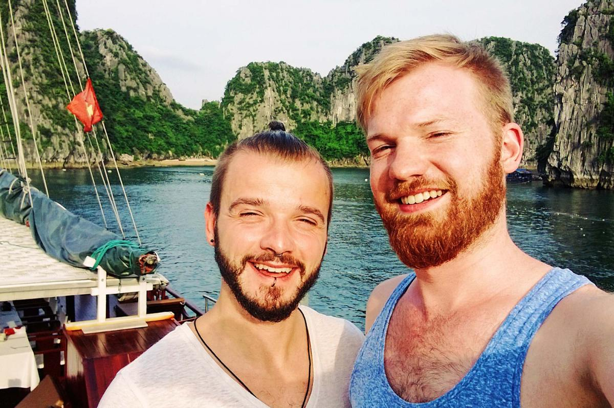 Highlights & Photos of Vietnam during our first ever Gay Travel together