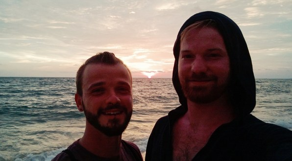 Sunset on Phu Quoc Island | Top Highlights Best Photos Gay Couple Travel Vietnam © CoupleofMen.com