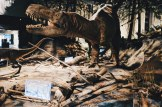 Welcome at Dinosaurs Royal Tyrrell Museum Palaeontology Drumheller Alberta Canada © CoupleofMen.com