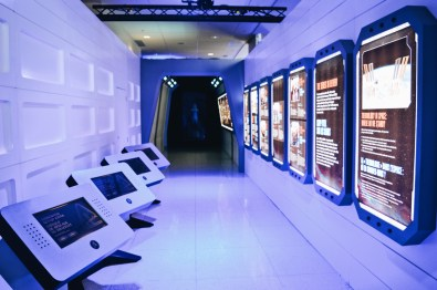 Get ready for your Star Trek Experience | Telus Spark Calgary Star Trek Academy Experience © CoupleofMen.com