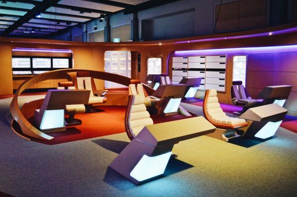 Heart of a Star Ship: The Bridge | Telus Spark Calgary Star Trek Academy Experience © CoupleofMen.com
