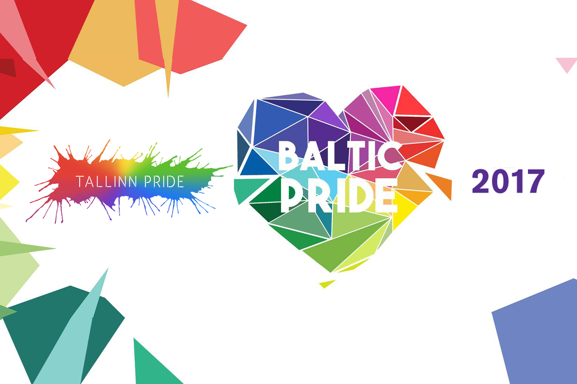 Gay Couple Baltic Pride 2017 Tallinn Estonia © CoupleofMen.com