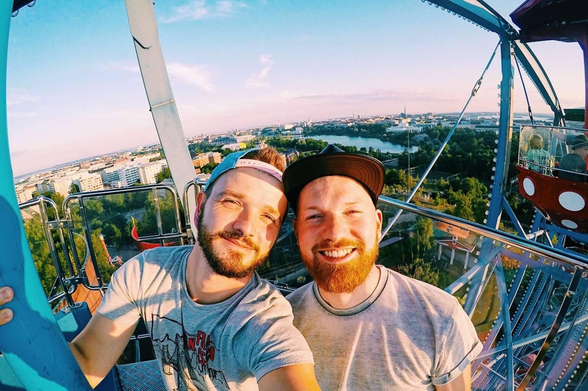 Linnanmäki Helsinki: Our Day at the Finnish Theme Park in Helsinki | Finland