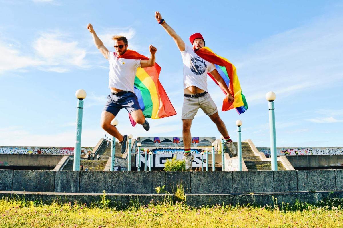 Baltic Pride 2017 Tallinn | Our Best & Most Powerful LGBTQ+ Photos of the Gay Pride Festival in Estonia