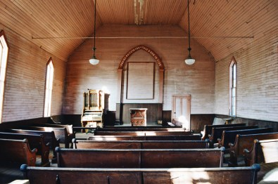 Remarkable The Methodist Church of Bodie | Ghost Town Bodie State Historic Park California © CoupleofMen.com