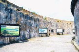 Historical background about Pampus | Gay Couple Biking Tour Fort Island Pampus © CoupleofMen.com