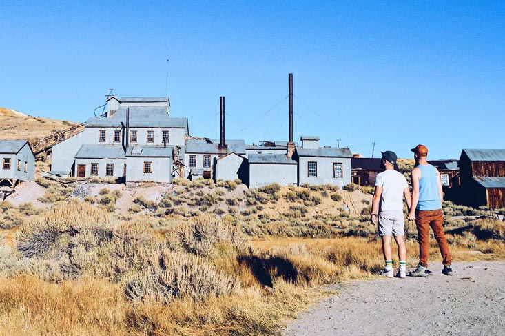 Ghost Town Bodie USA: Our California Adventure