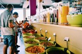 Freshly pressed juice with cereals and fruit bar   ROCKET ROOMS Velden Wörthersee gay-friendly © CoupleofMen.com