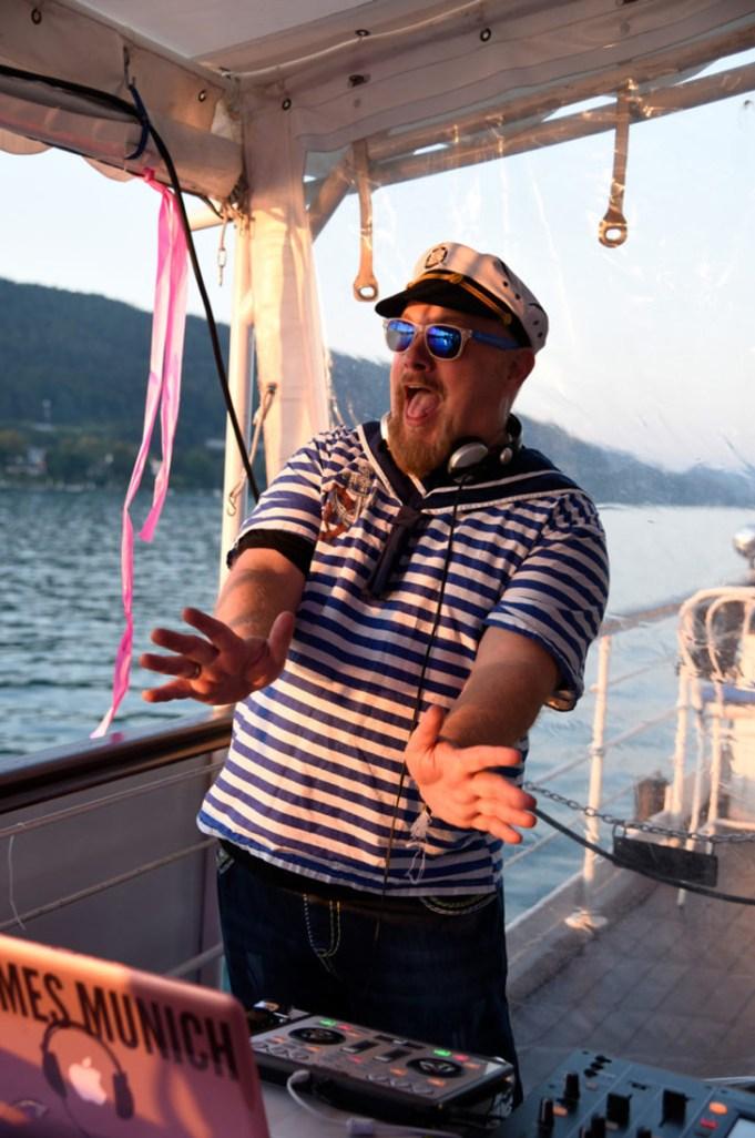 Gay Travel Blogger Pink Lake Festival Austria