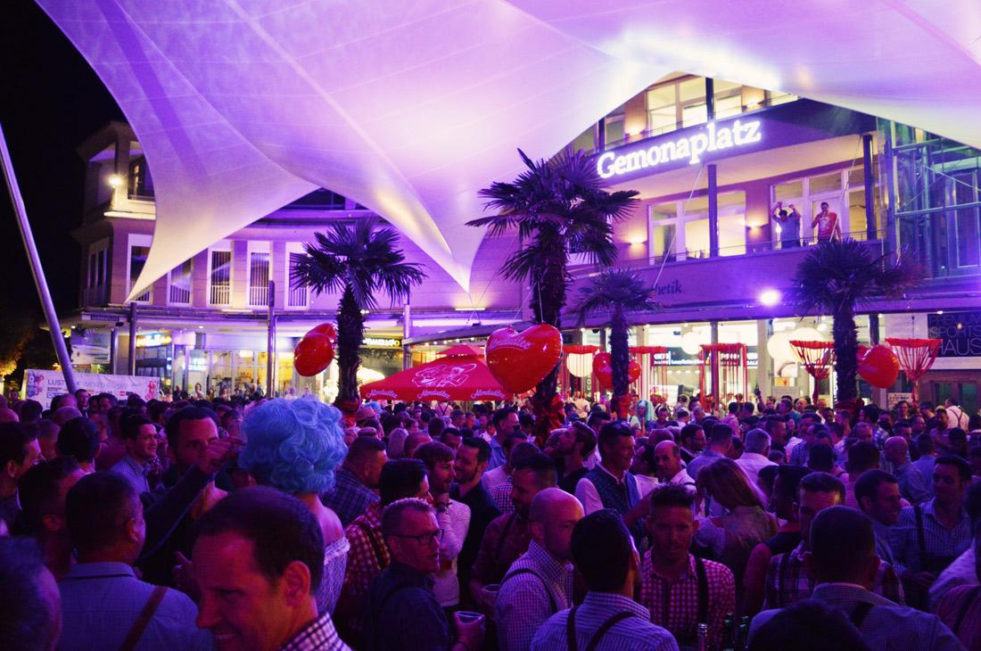 Best of Pink Lake Festival 2017 Photos Videos © Coupleofmen.com