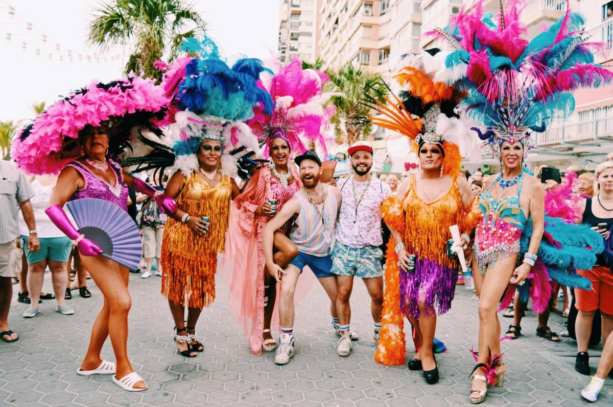 Benidorm LGBTQ+ Pride: Best of Spanish Gay Rainbow Carnival
