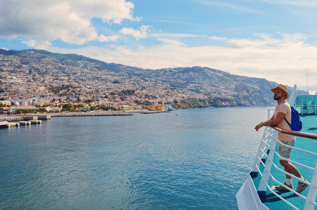 One day on Madeira: Let's go! © CoupleofMen.com