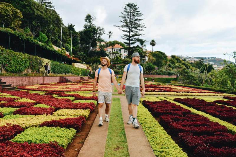 European Gay Cruise We will come back Madeira, promised! | Gay Couple Travel Diary The Cruise 2017 © CoupleofMen.com