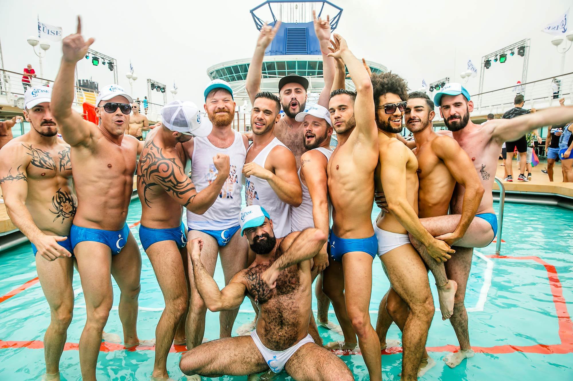 Tagebuch Schwule Kreuzfahrt The Cruise 2017 Tagebuch Europäische Schwulen Kreuzfahrt Gay Couple Travel Diary The Cruise 2017 © CoupleofMen.com