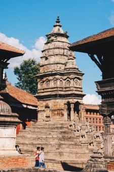 Vatsala Durga Temple In Bhaktapur | Gay Travel Nepal Photo Story Himalayas © Coupleofmen.com