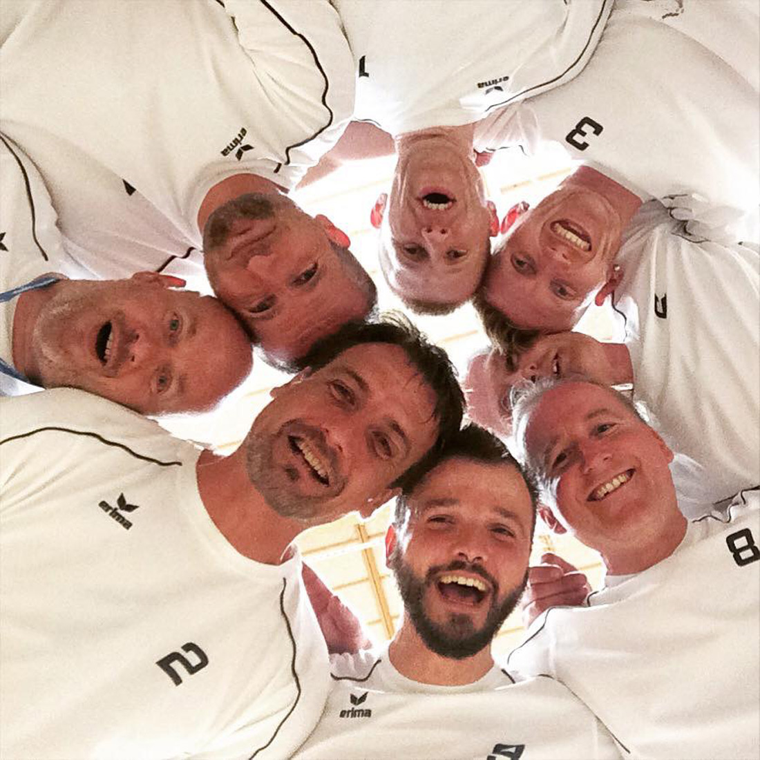 Karl and his Team EuroGames Helsinki 2016   Gay Travel Berlin Goldelsen-Cup Volleyball Tournament © CoupleofMen.com