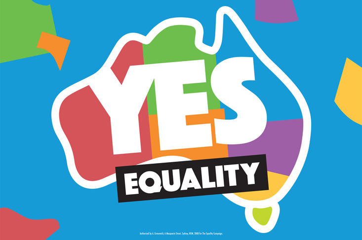 Australians have voted: YES! to Same Sex Marriage | Australia