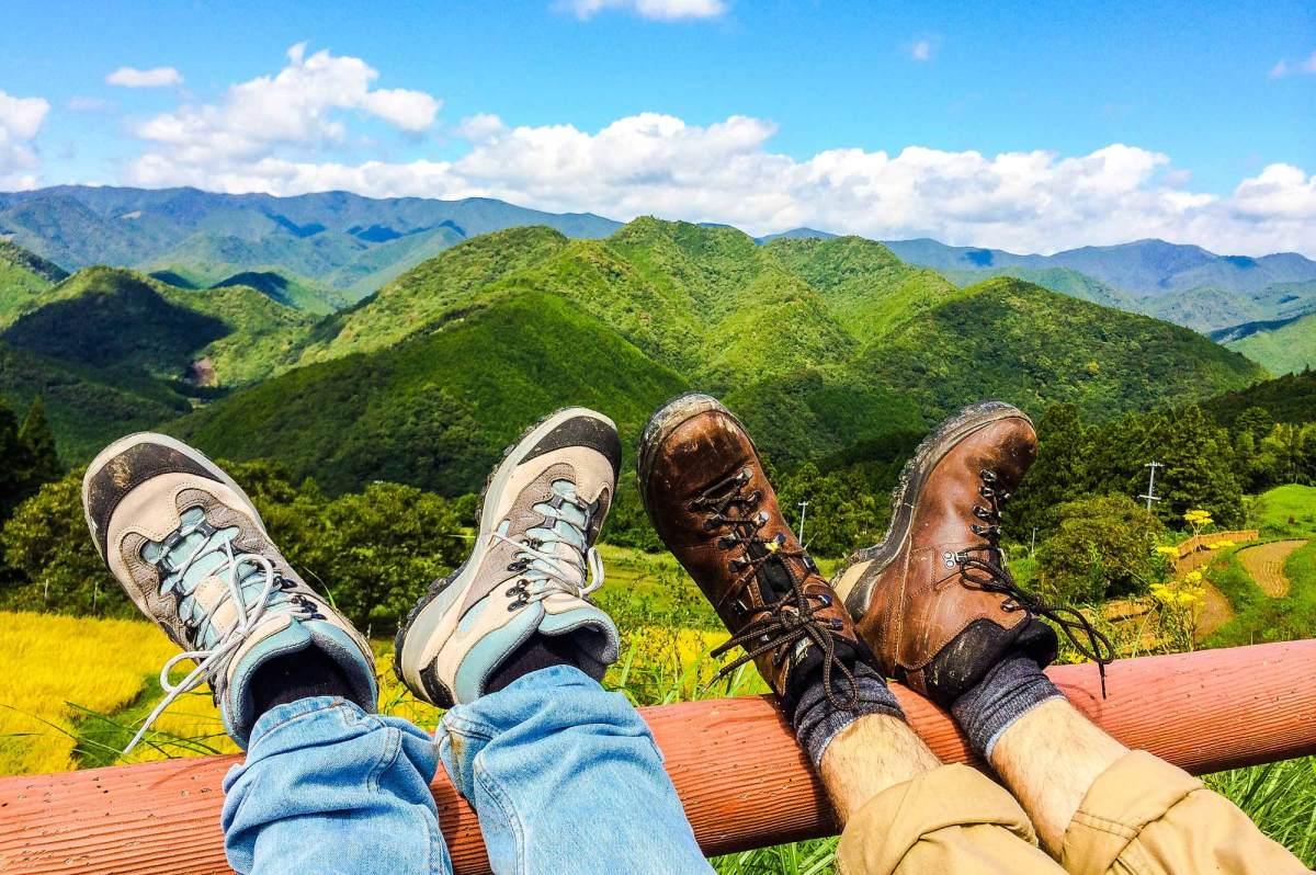 Pilgrimage Kumano Kodo: Our Japanese Hiking Adventure Part 1