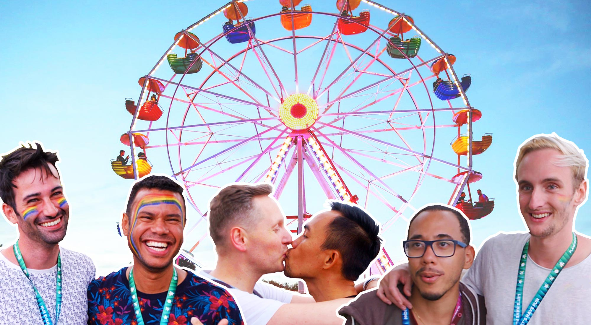 """Love Beyond Borders"" by PlanetRomeo 