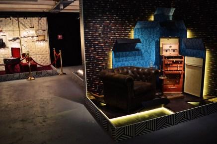 A trunk for your cigars | Legendary Trunks Exhibition Amsterdam © Coupleofmen.com